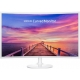 "SAMSUNG MONITOR LC32F391FWUXEN, CURVED LCD TFT LED, 31.5"", 16:9, 250 CD/M2, 5.000.000:1, 4MS, 1920x1080, HDMI/DISPLAY PORT/HP OUT, 2YW."
