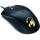 GENIUS MOUSE SCORPION M6-600, WIRED, USB, OPTICAL, GAMING, BLACK/ORANGE, 2YW.